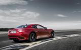 Maserati GranTurismo rear