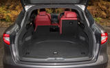 Maserati Levante boot space