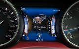 Maserati Levante digital instrument display