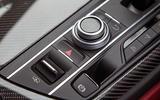 Maserati Levante electronic handbrake