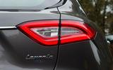 Maserati Levante rear lights