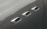 Maserati Levante side vents