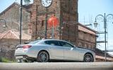 4 star Maserati Quattroporte