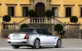 3.5 star Maserati Quattroporte