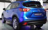 Frankfurt show -  Mazda CX-5 unveiled