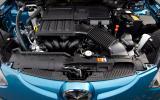 Mazda 2 1.3-litre engine