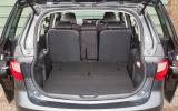 Mazda 5 boot space
