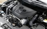 Mazda CX-3 2.0-litre petrol engine