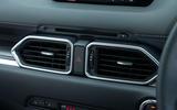 Mazda CX-5 air vents