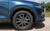 Mazda CX-5 alloy wheels
