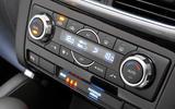 Mazda CX-5 climate controls