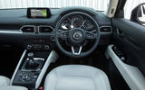 Mazda CX-5 dashboard