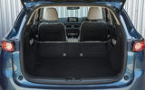 Mazda CX-5 extended boot space