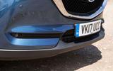 Mazda CX-5 front diffuser