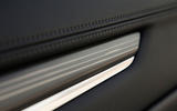 Mazda CX-5 leather stitching