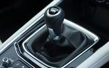 Mazda CX-5 manual gearbox