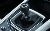 Mazda CX-5 manual gearbox