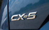 Mazda CX-5 rear badging