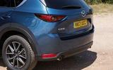 Mazda CX-5 rear end