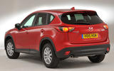 Mazda CX-5 rear quarter