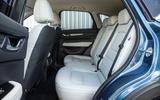 Mazda CX-5 rear seats