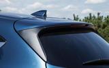 Mazda CX-5 rear spoiler