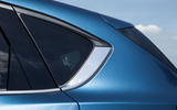 Mazda CX-5 rear window