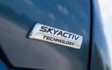 Mazda CX-5 Skyactiv badging