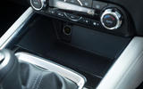 Mazda CX-5 wireless charging port
