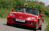 Mazda launches special MX-5