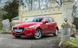 The 4 star Mazda 2