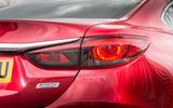 Mazda 6 rear lights