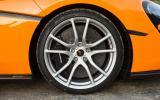 19in McLaren 570S alloy wheels