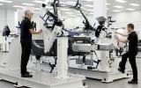 McLaren MP4 enters production