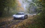 5 star McLaren 540C