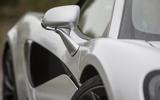 McLaren 540C side vents