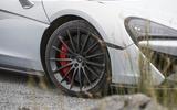 McLaren 570GT alloy wheels