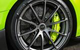 McLaren 675 LT alloy wheels