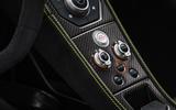 McLaren 675 LT centre console