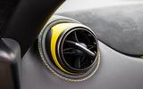 McLaren 720S air vents