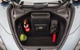 McLaren 720S boot space