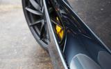 McLaren 720S brake air ducts