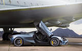 McLaren 720S doors open