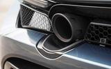 McLaren 720S exhaust system