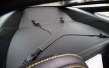 McLaren 720S rear luggage space