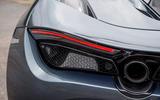 McLaren 720S rear light