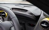 McLaren 720S rev counter