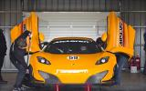 McLaren's new MP4 GT3 racer