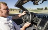 Driving the McLaren MP4-12C