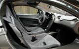 McLaren P1 interior
